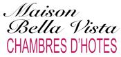 Maison Bella Vista, chambres d'hôtes en Corse. Logo
